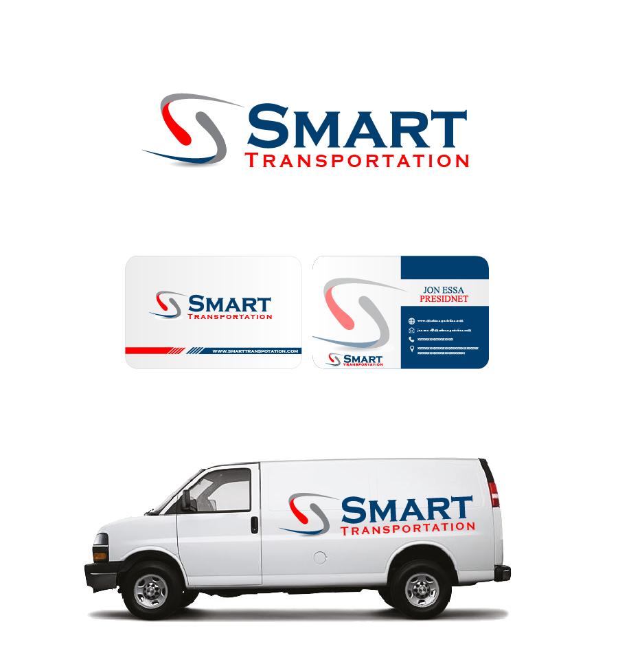 Logo Design by Private User - Entry No. 107 in the Logo Design Contest Imaginative Logo Design for Smart Transportation.