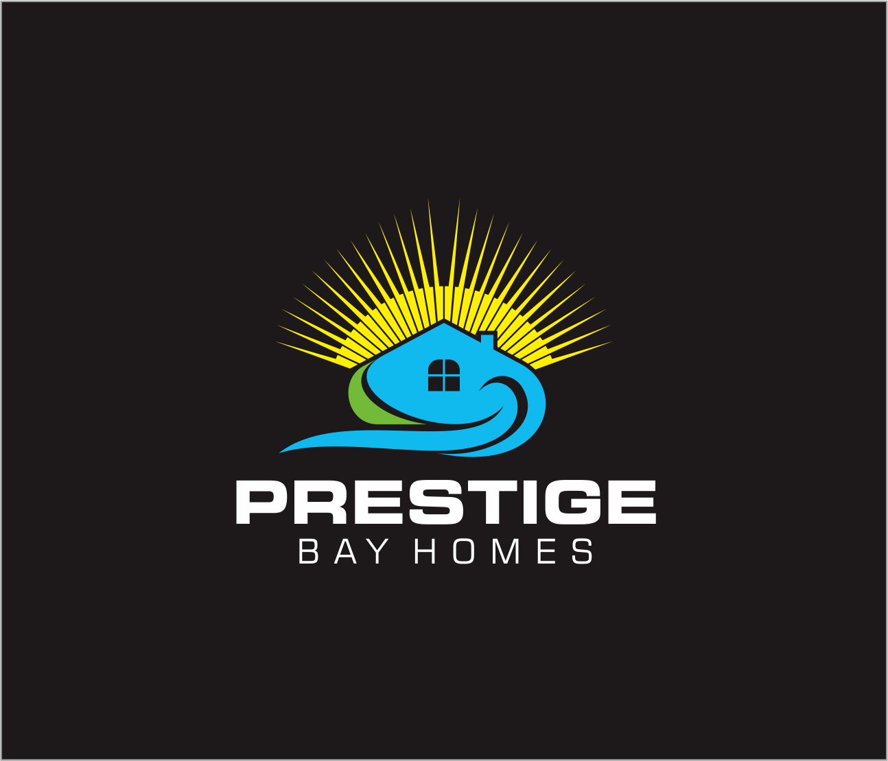 Logo Design by Armada Jamaluddin - Entry No. 155 in the Logo Design Contest Imaginative Logo Design for Prestige Bay Homes.