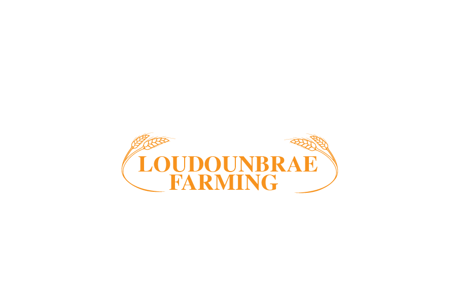 Logo Design by Private User - Entry No. 37 in the Logo Design Contest Creative Logo Design for Loudounbrae Farming.