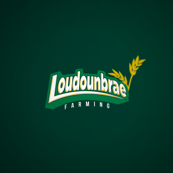 Logo Design by Private User - Entry No. 38 in the Logo Design Contest Creative Logo Design for Loudounbrae Farming.