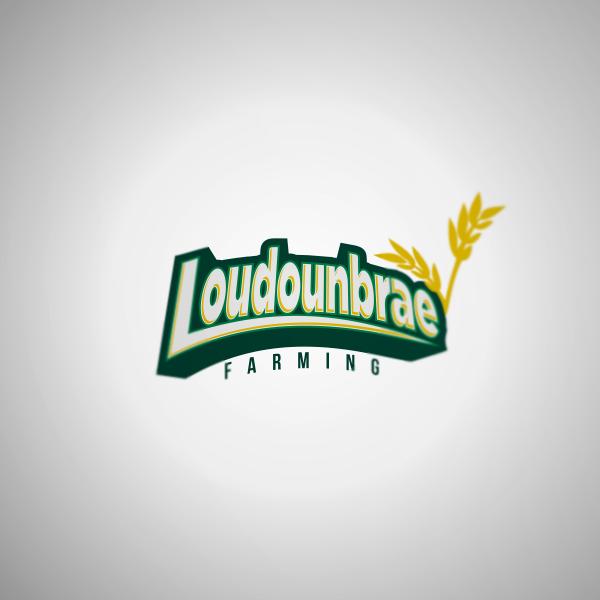 Logo Design by Private User - Entry No. 39 in the Logo Design Contest Creative Logo Design for Loudounbrae Farming.