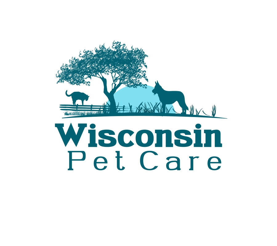 Logo Design by Private User - Entry No. 3 in the Logo Design Contest Captivating Logo Design for Wisconsin Pet Care.