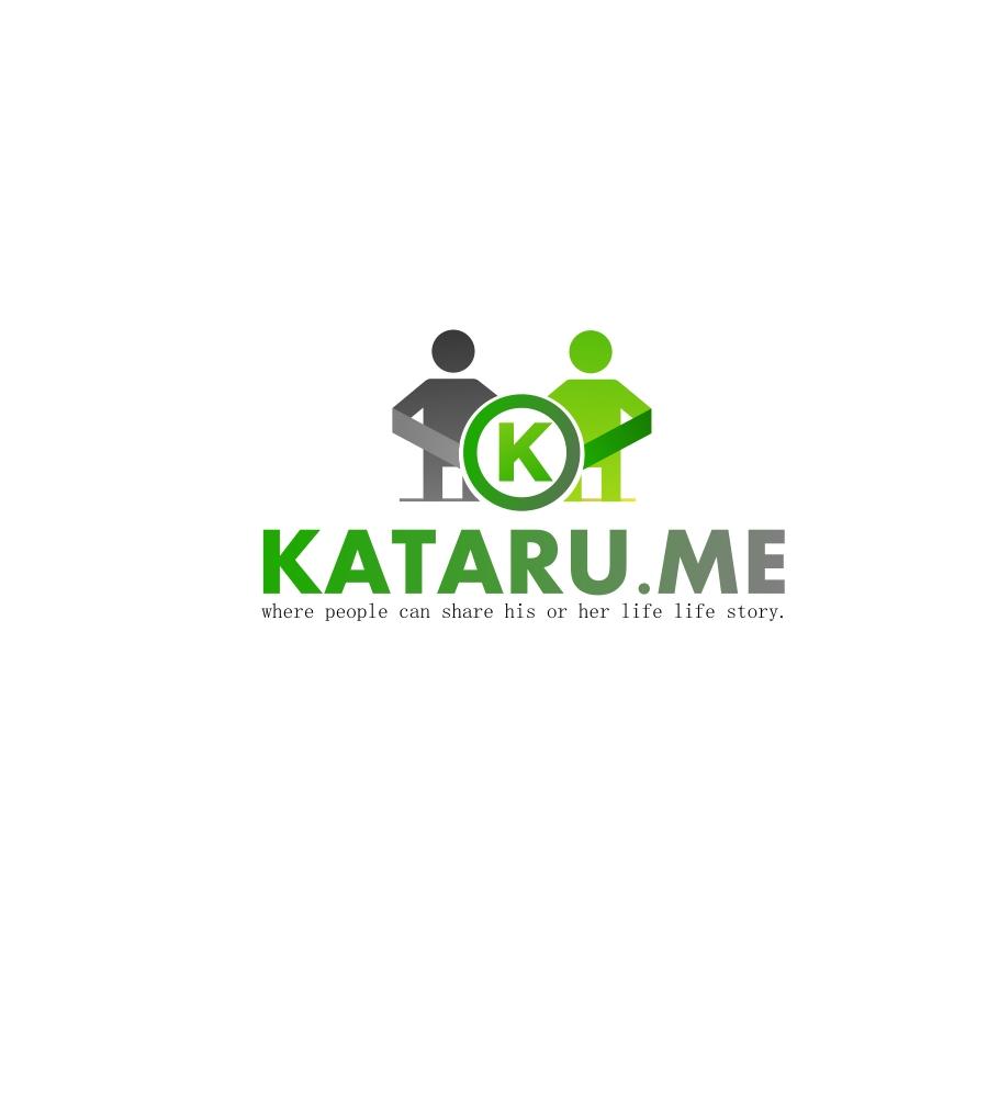 Logo Design by Private User - Entry No. 6 in the Logo Design Contest Inspiring Logo Design for KATARU.ME.