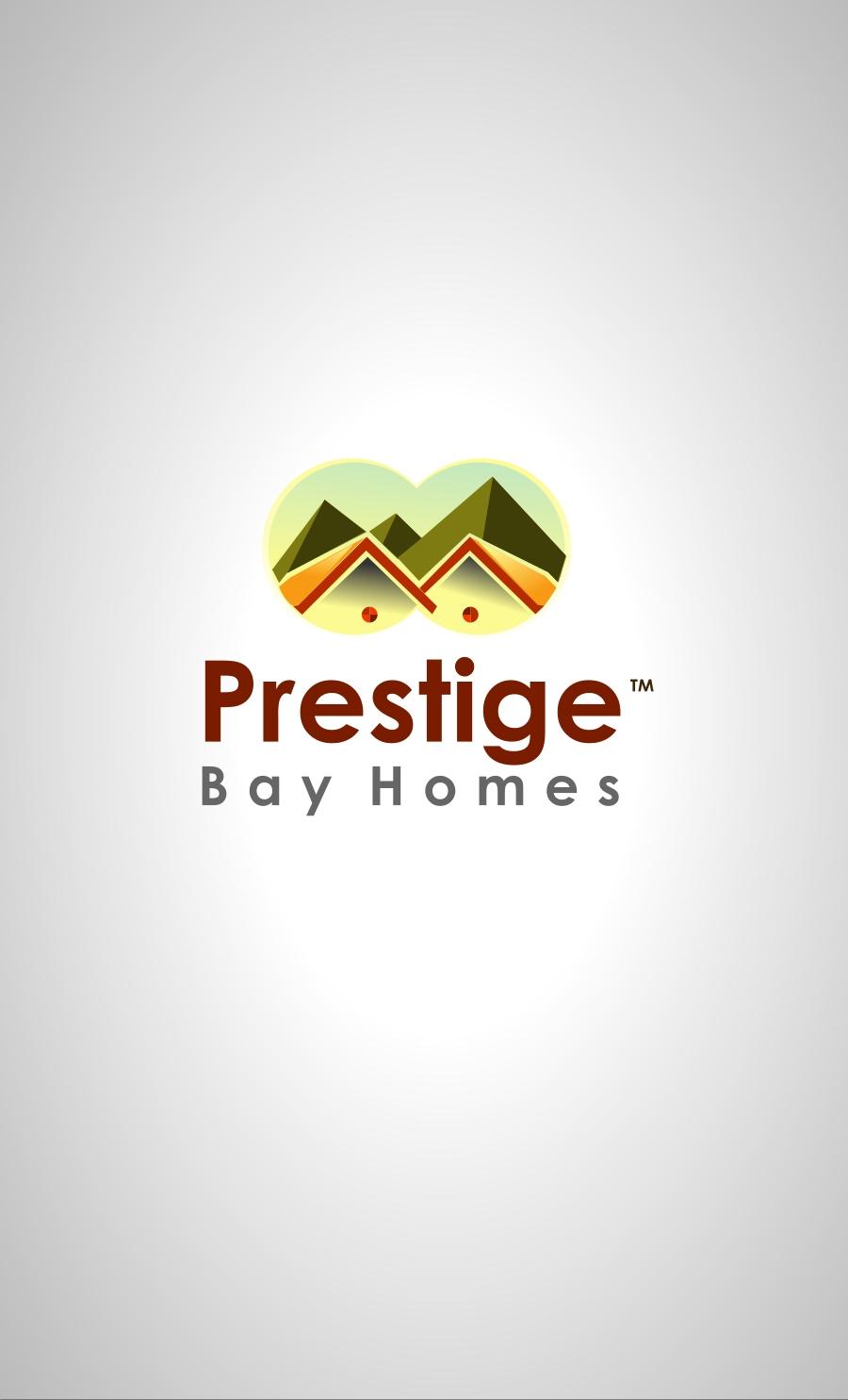 Logo Design by Private User - Entry No. 156 in the Logo Design Contest Imaginative Logo Design for Prestige Bay Homes.