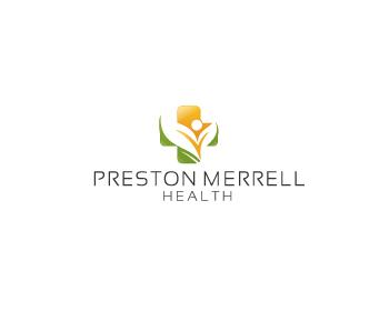 Logo Design by Private User - Entry No. 56 in the Logo Design Contest Creative Logo Design for Preston Merrell Health.