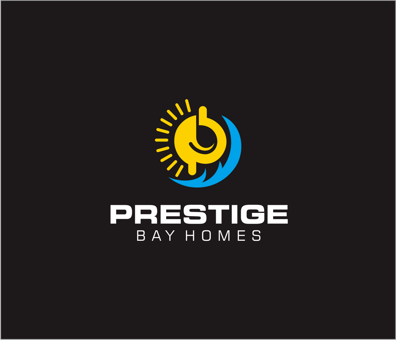 Logo Design by Armada Jamaluddin - Entry No. 157 in the Logo Design Contest Imaginative Logo Design for Prestige Bay Homes.