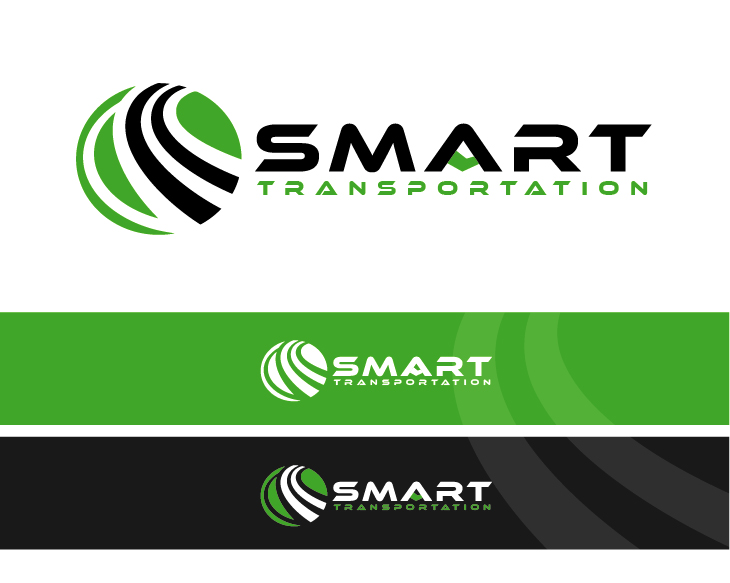 Logo Design by VENTSISLAV KOVACHEV - Entry No. 119 in the Logo Design Contest Imaginative Logo Design for Smart Transportation.