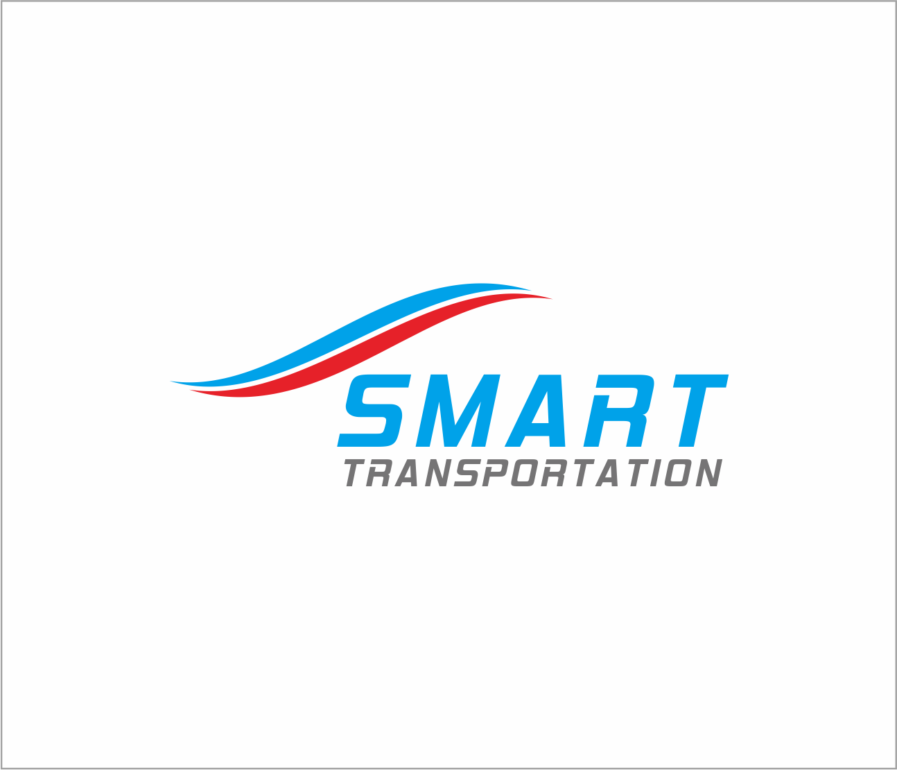 Logo Design by Armada Jamaluddin - Entry No. 121 in the Logo Design Contest Imaginative Logo Design for Smart Transportation.