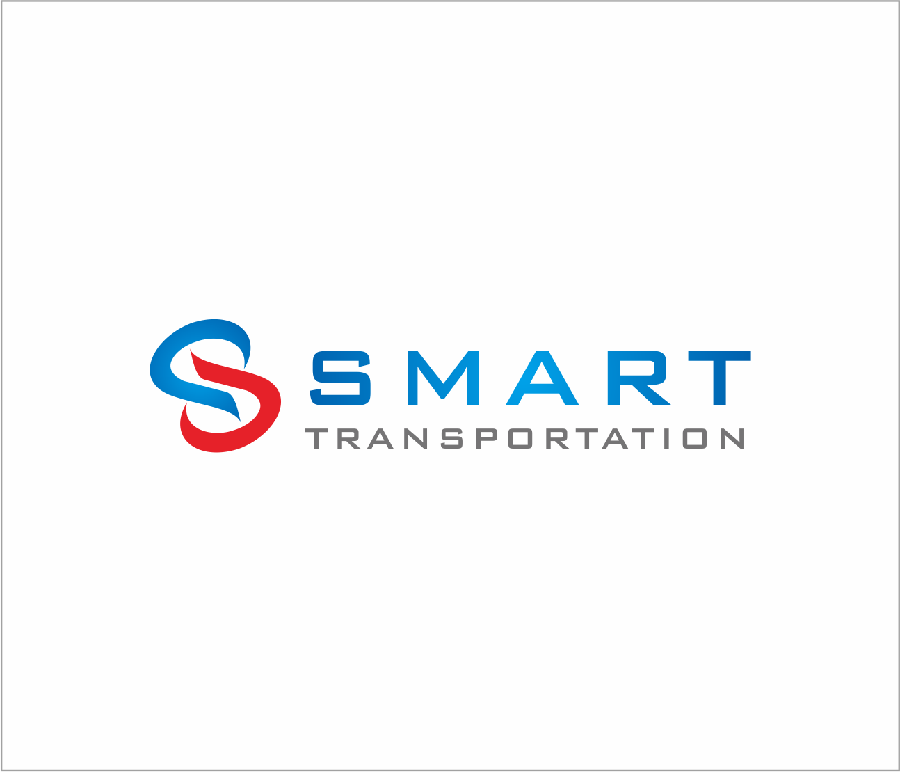Logo Design by Armada Jamaluddin - Entry No. 122 in the Logo Design Contest Imaginative Logo Design for Smart Transportation.