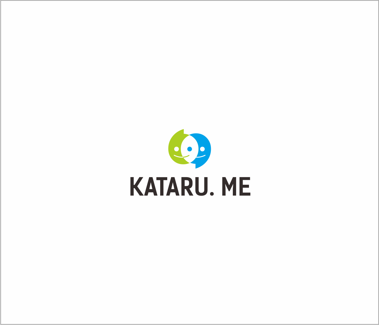 Logo Design by Armada Jamaluddin - Entry No. 7 in the Logo Design Contest Inspiring Logo Design for KATARU.ME.