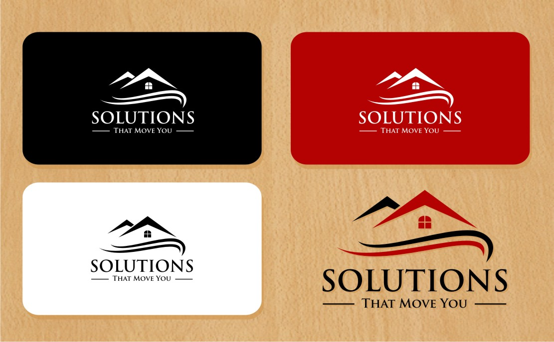Logo Design by untung - Entry No. 193 in the Logo Design Contest Imaginative Logo Design for Solutions That Move You.