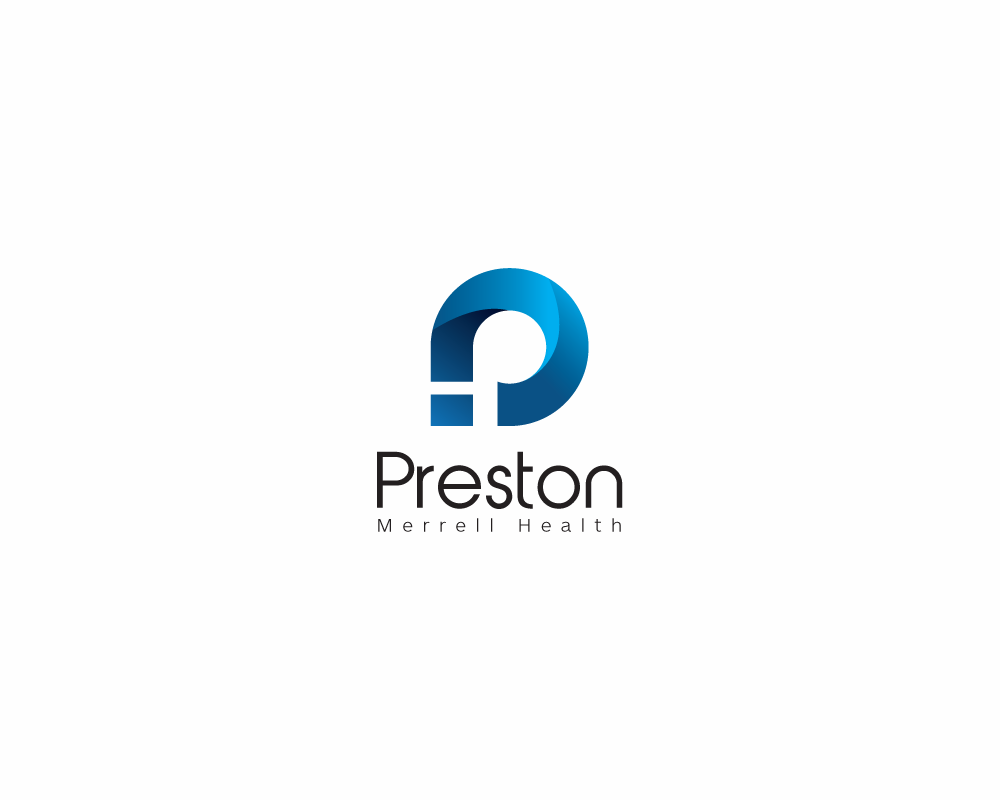 Logo Design by roc - Entry No. 61 in the Logo Design Contest Creative Logo Design for Preston Merrell Health.