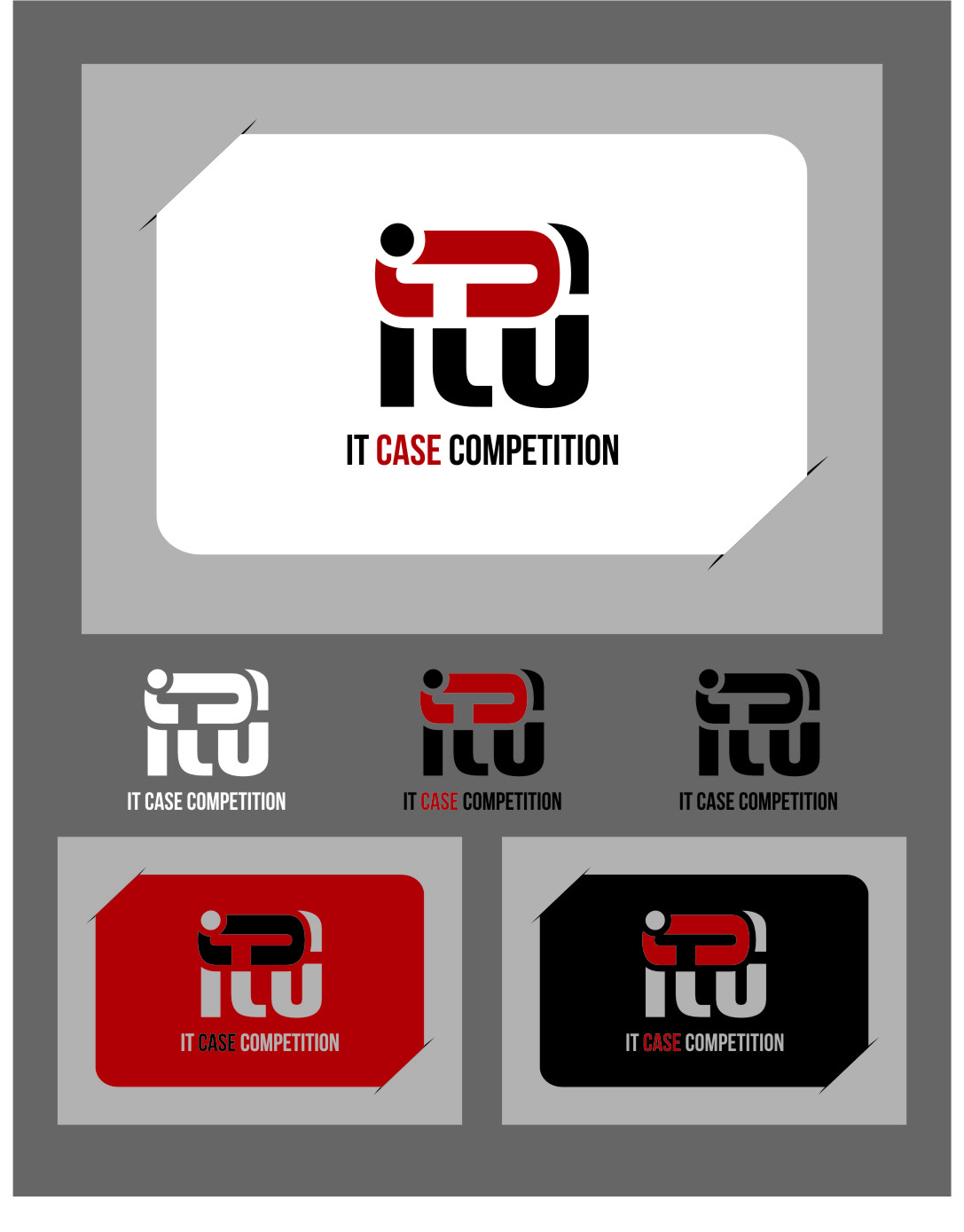 Logo Design by Ngepet_art - Entry No. 31 in the Logo Design Contest Inspiring Logo Design for ITCC.
