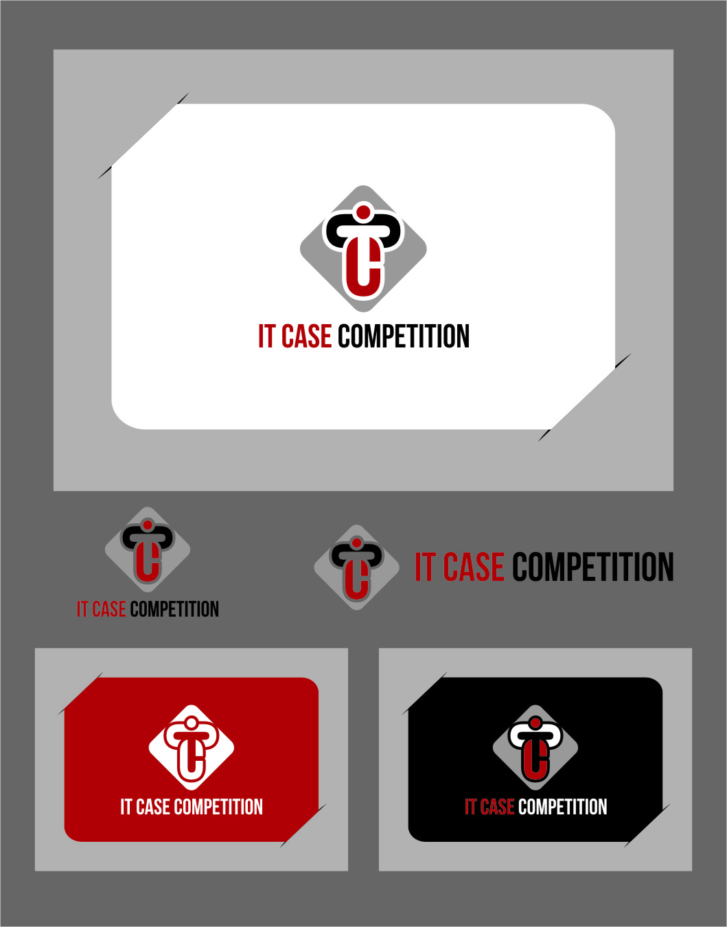 Logo Design by Ngepet_art - Entry No. 33 in the Logo Design Contest Inspiring Logo Design for ITCC.