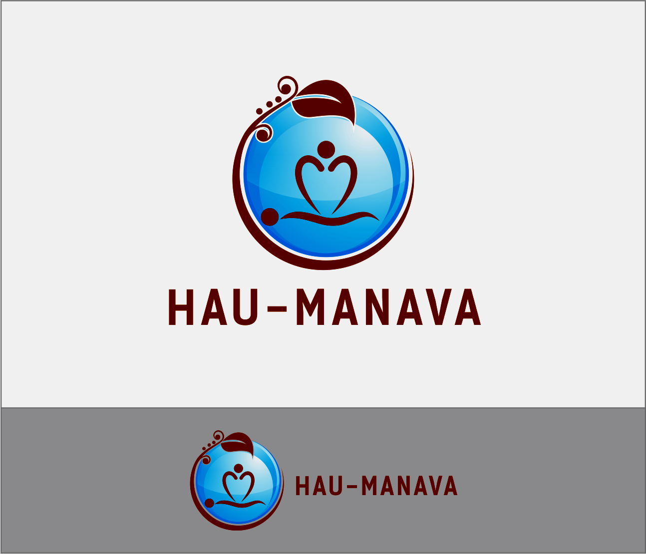 Logo Design by Armada Jamaluddin - Entry No. 44 in the Logo Design Contest Hau-Manava Logo Design.