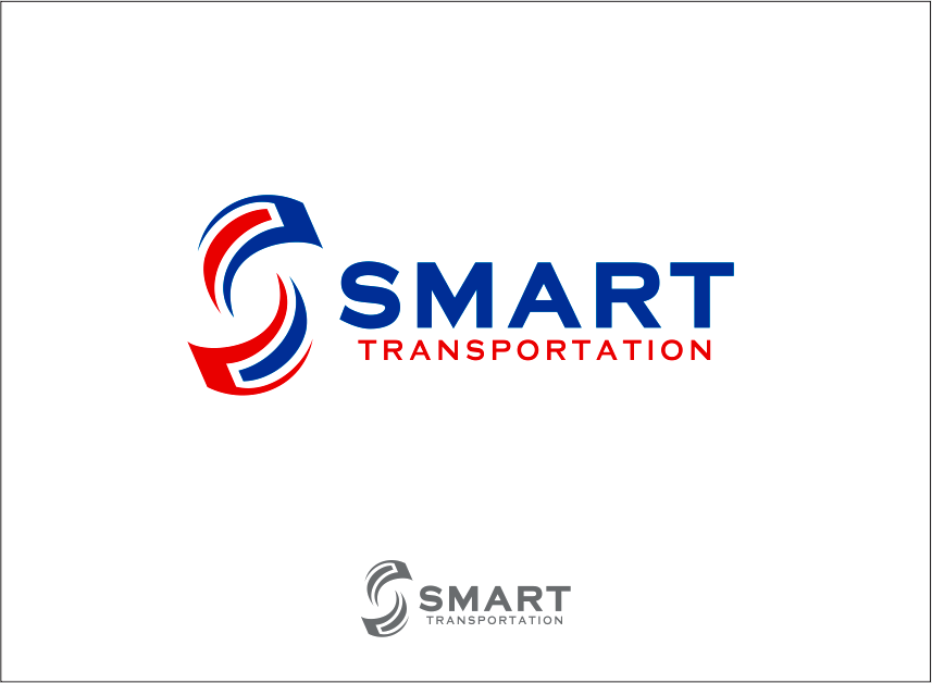 Logo Design by Armada Jamaluddin - Entry No. 125 in the Logo Design Contest Imaginative Logo Design for Smart Transportation.