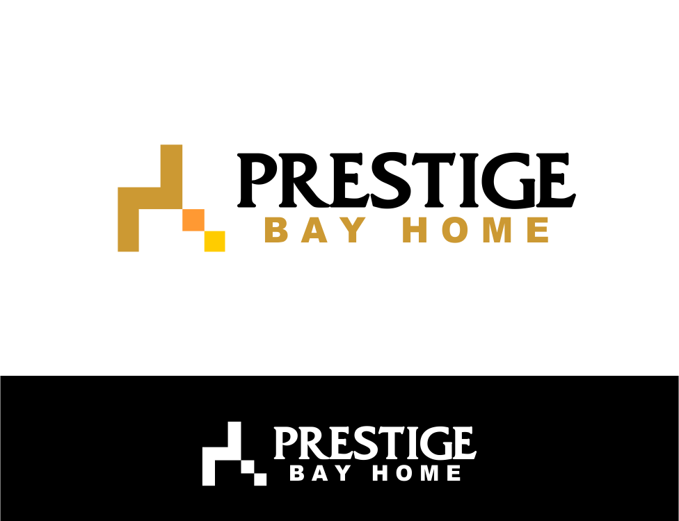 Logo Design by Agus Martoyo - Entry No. 160 in the Logo Design Contest Imaginative Logo Design for Prestige Bay Homes.