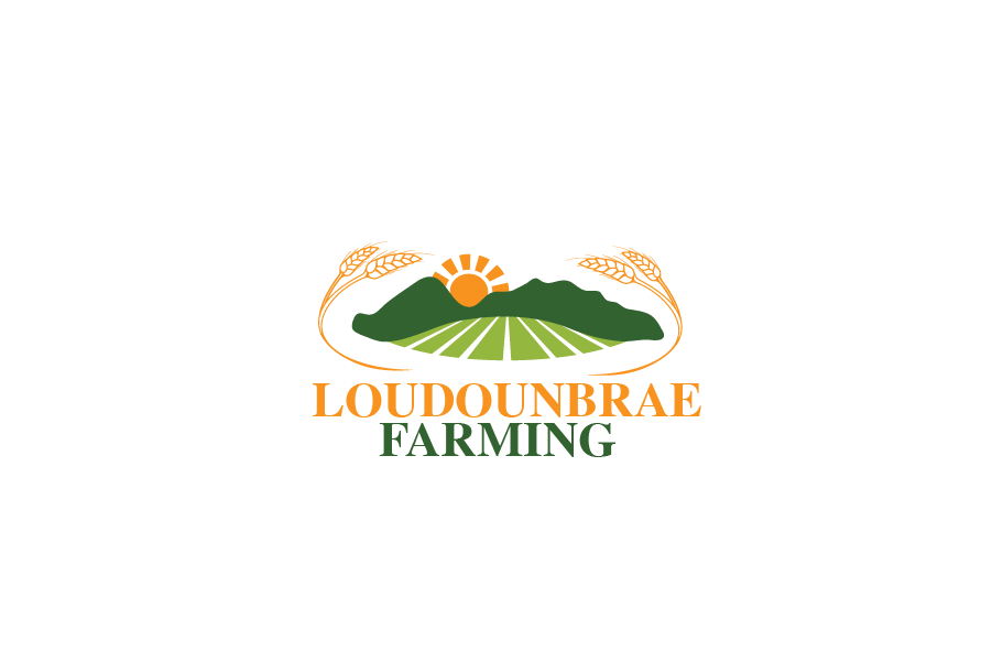 Logo Design by Private User - Entry No. 50 in the Logo Design Contest Creative Logo Design for Loudounbrae Farming.