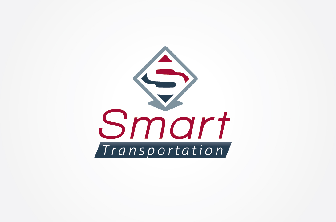 Logo Design by Shamoil Hasnain - Entry No. 128 in the Logo Design Contest Imaginative Logo Design for Smart Transportation.