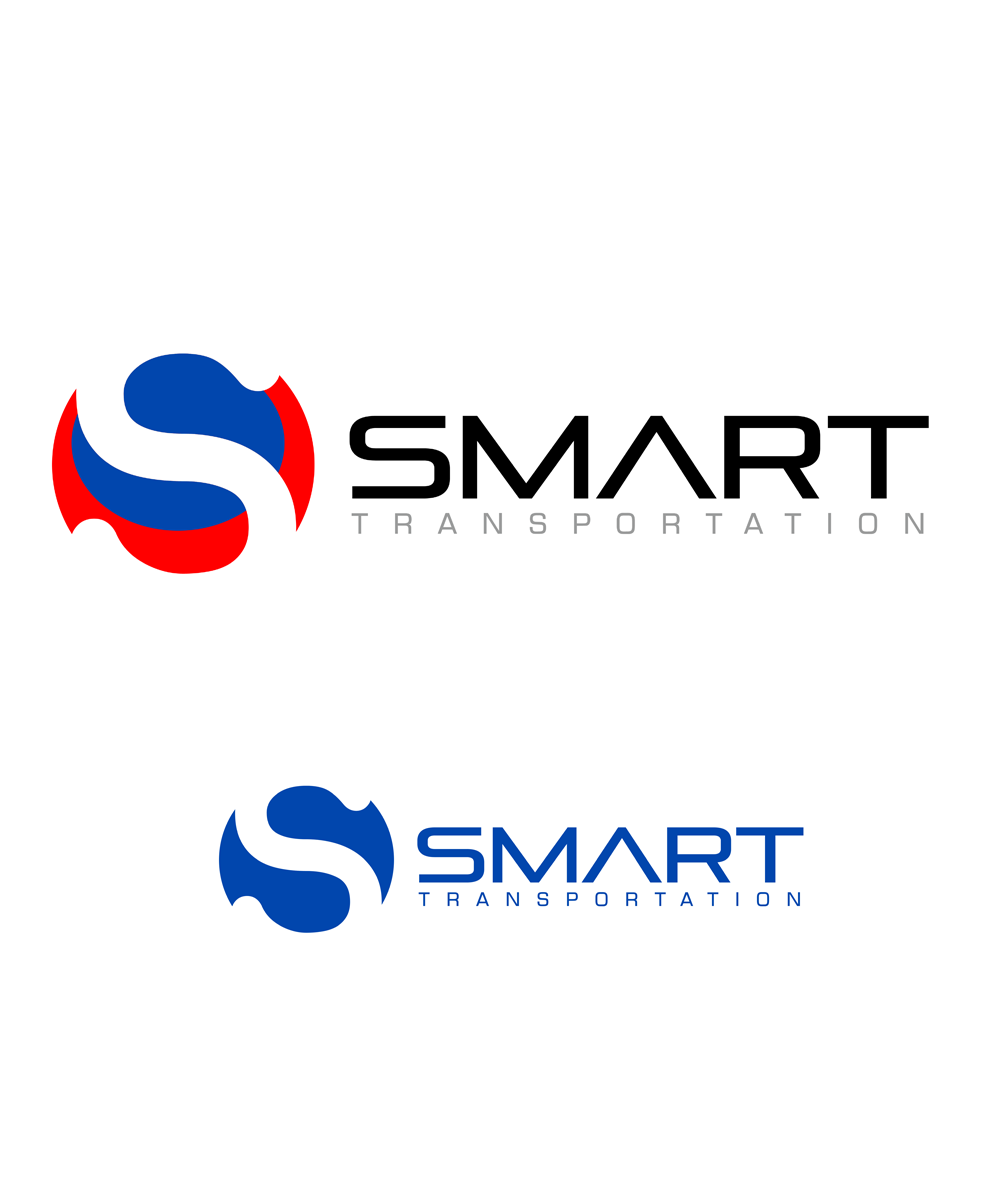 Logo Design by Private User - Entry No. 129 in the Logo Design Contest Imaginative Logo Design for Smart Transportation.