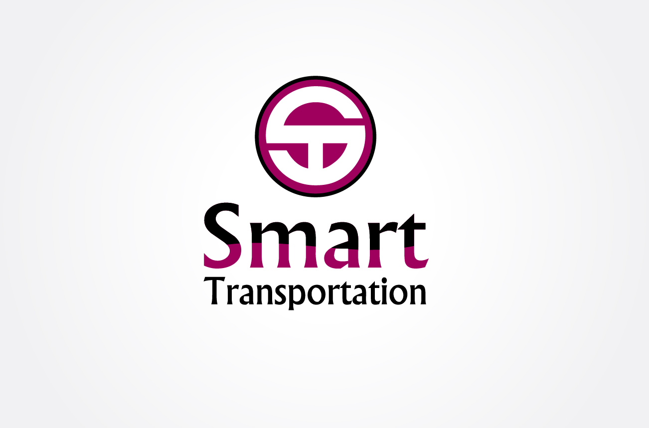 Logo Design by Shamoil Hasnain - Entry No. 130 in the Logo Design Contest Imaginative Logo Design for Smart Transportation.