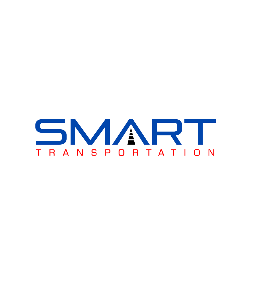 Logo Design by Private User - Entry No. 131 in the Logo Design Contest Imaginative Logo Design for Smart Transportation.