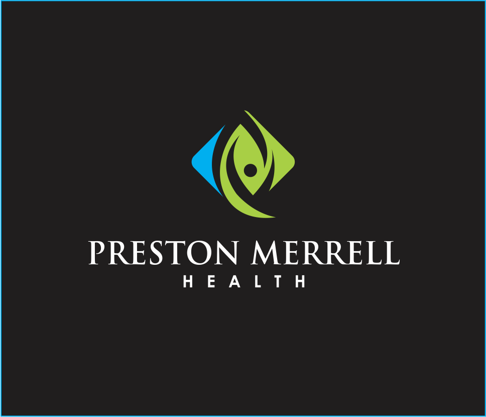 Logo Design by Armada Jamaluddin - Entry No. 77 in the Logo Design Contest Creative Logo Design for Preston Merrell Health.
