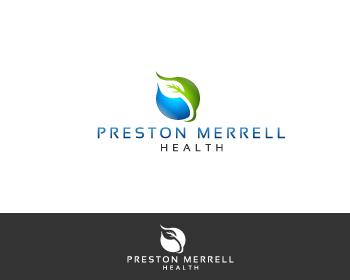 Logo Design by Private User - Entry No. 79 in the Logo Design Contest Creative Logo Design for Preston Merrell Health.