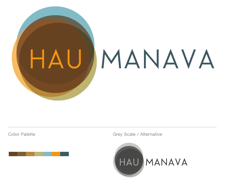 Logo Design by hackysack - Entry No. 48 in the Logo Design Contest Hau-Manava Logo Design.