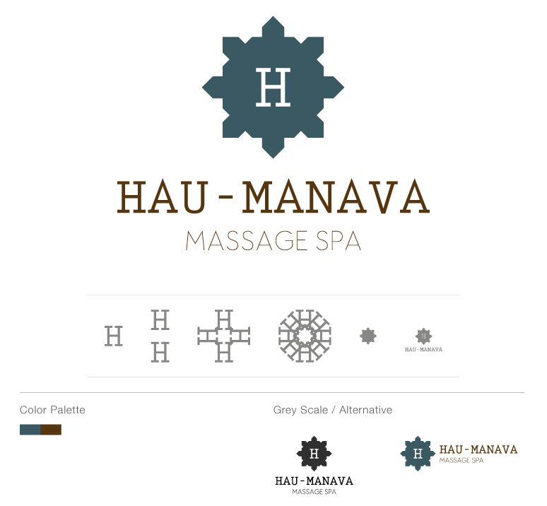 Logo Design by hackysack - Entry No. 52 in the Logo Design Contest Hau-Manava Logo Design.