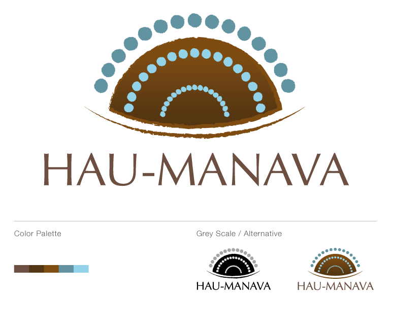Logo Design by hackysack - Entry No. 54 in the Logo Design Contest Hau-Manava Logo Design.
