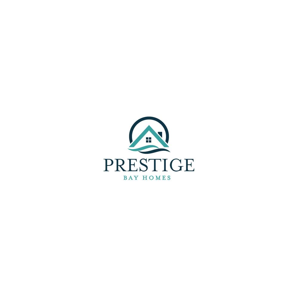 Logo Design by danelav - Entry No. 163 in the Logo Design Contest Imaginative Logo Design for Prestige Bay Homes.