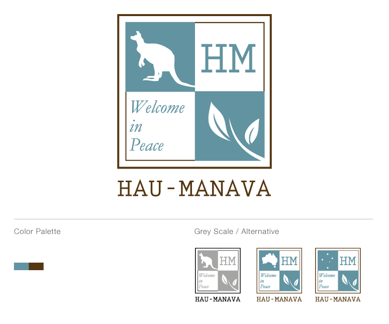 Logo Design by hackysack - Entry No. 55 in the Logo Design Contest Hau-Manava Logo Design.