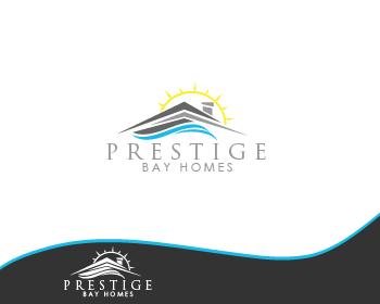 Logo Design by Private User - Entry No. 165 in the Logo Design Contest Imaginative Logo Design for Prestige Bay Homes.