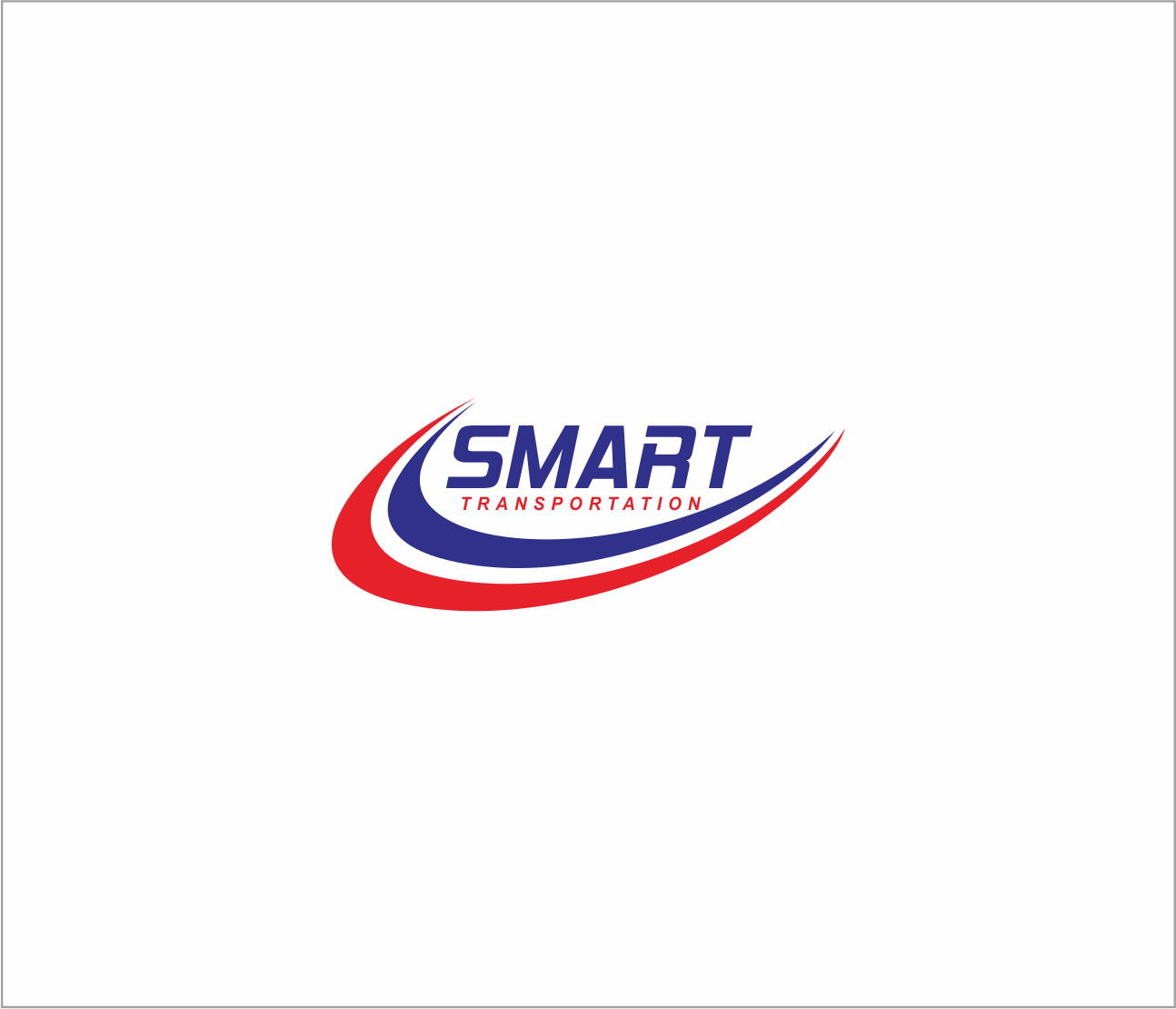Logo Design by Armada Jamaluddin - Entry No. 135 in the Logo Design Contest Imaginative Logo Design for Smart Transportation.