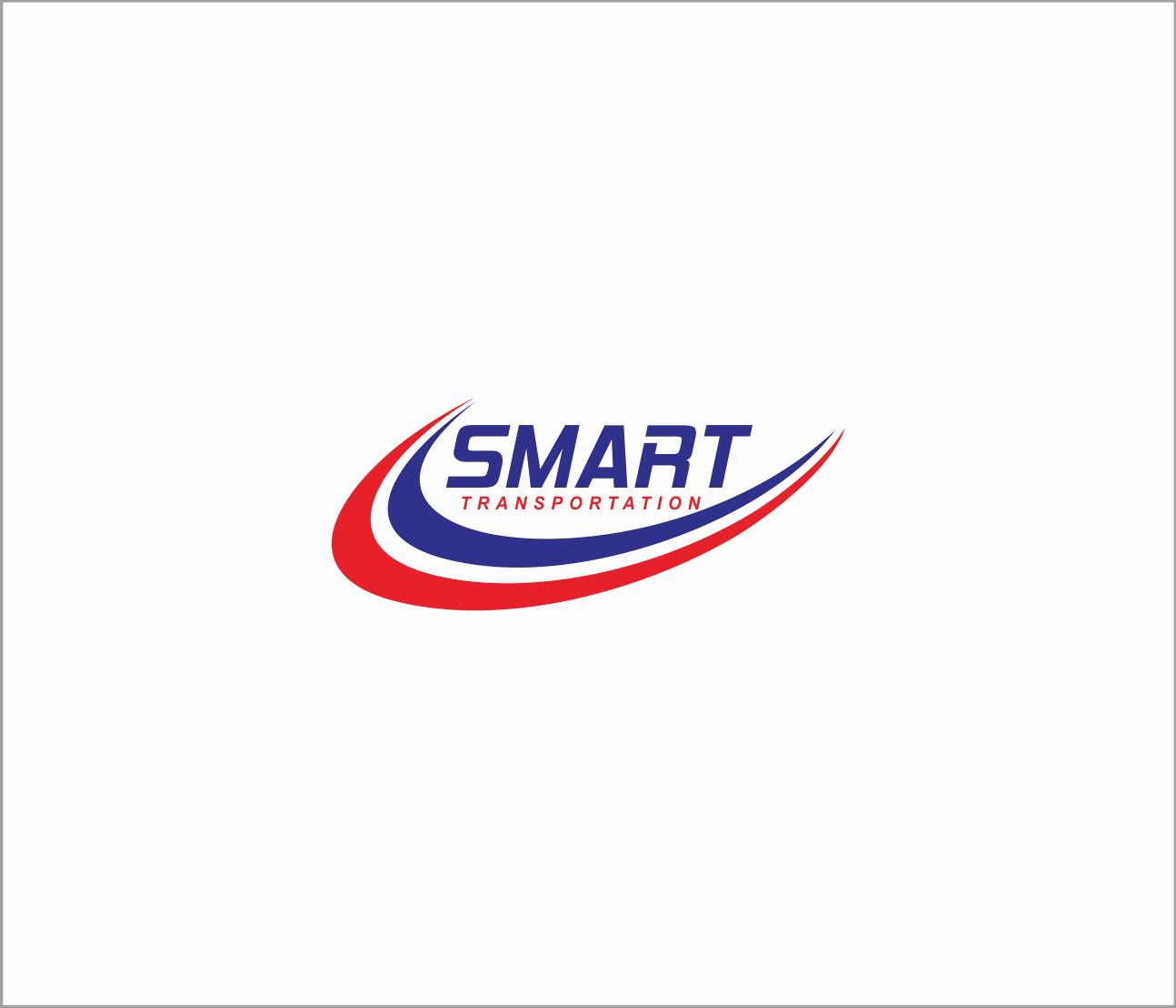 Logo Design by Armada Jamaluddin - Entry No. 135 in the Logo Design Contest Imaginative Logo Design for Smart Transportation.
