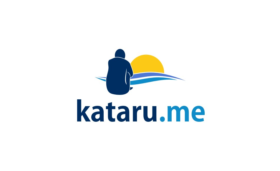 Logo Design by untung - Entry No. 13 in the Logo Design Contest Inspiring Logo Design for KATARU.ME.