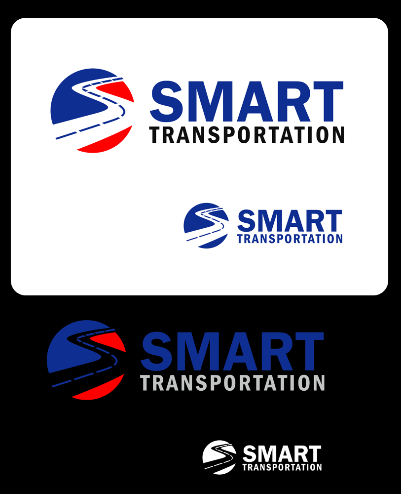 Logo Design by Private User - Entry No. 139 in the Logo Design Contest Imaginative Logo Design for Smart Transportation.