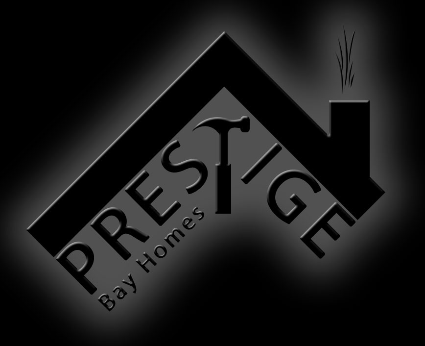 Logo Design by Planewalker - Entry No. 168 in the Logo Design Contest Imaginative Logo Design for Prestige Bay Homes.