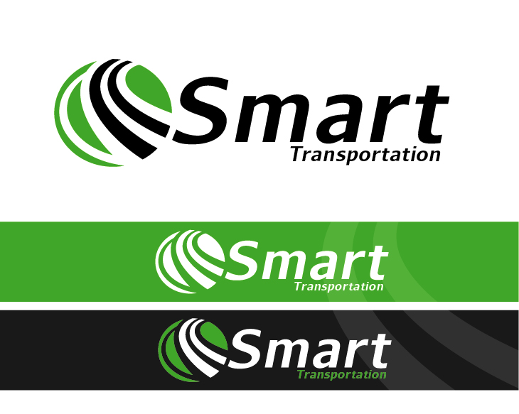 Logo Design by VENTSISLAV KOVACHEV - Entry No. 141 in the Logo Design Contest Imaginative Logo Design for Smart Transportation.