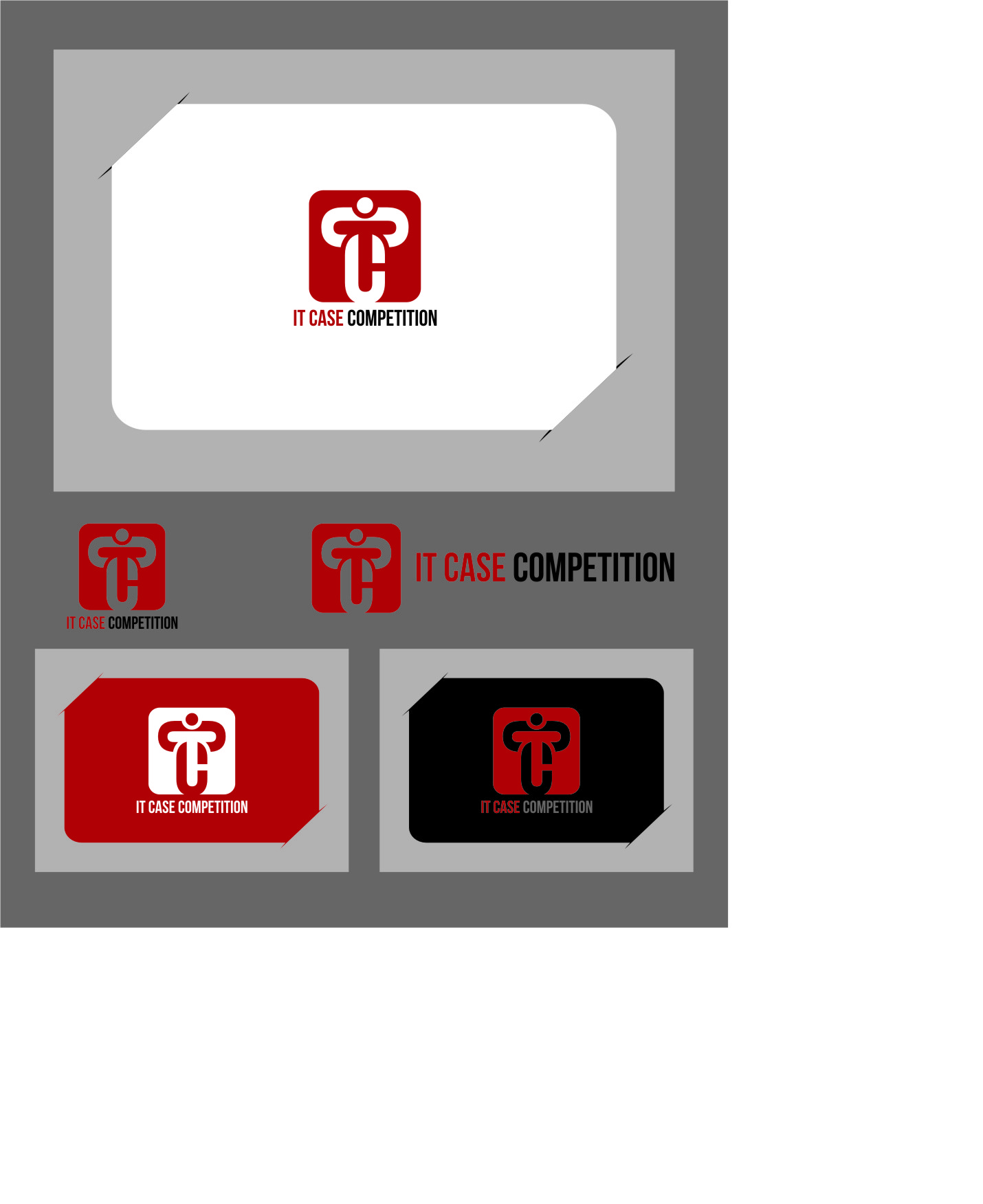 Logo Design by RoSyid Rono-Rene On Java - Entry No. 39 in the Logo Design Contest Inspiring Logo Design for ITCC.