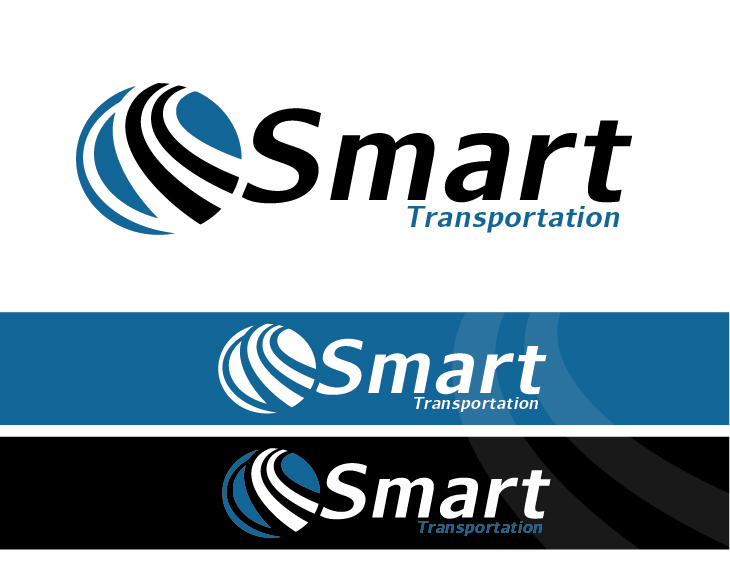 Logo Design by VENTSISLAV KOVACHEV - Entry No. 142 in the Logo Design Contest Imaginative Logo Design for Smart Transportation.