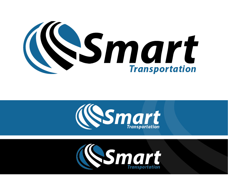 Logo Design by VENTSISLAV KOVACHEV - Entry No. 143 in the Logo Design Contest Imaginative Logo Design for Smart Transportation.