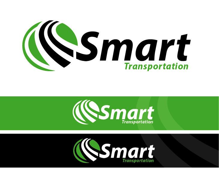 Logo Design by VENTSISLAV KOVACHEV - Entry No. 144 in the Logo Design Contest Imaginative Logo Design for Smart Transportation.