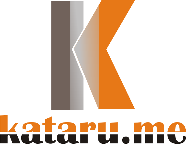 Logo Design by Nthus Nthis - Entry No. 20 in the Logo Design Contest Inspiring Logo Design for KATARU.ME.