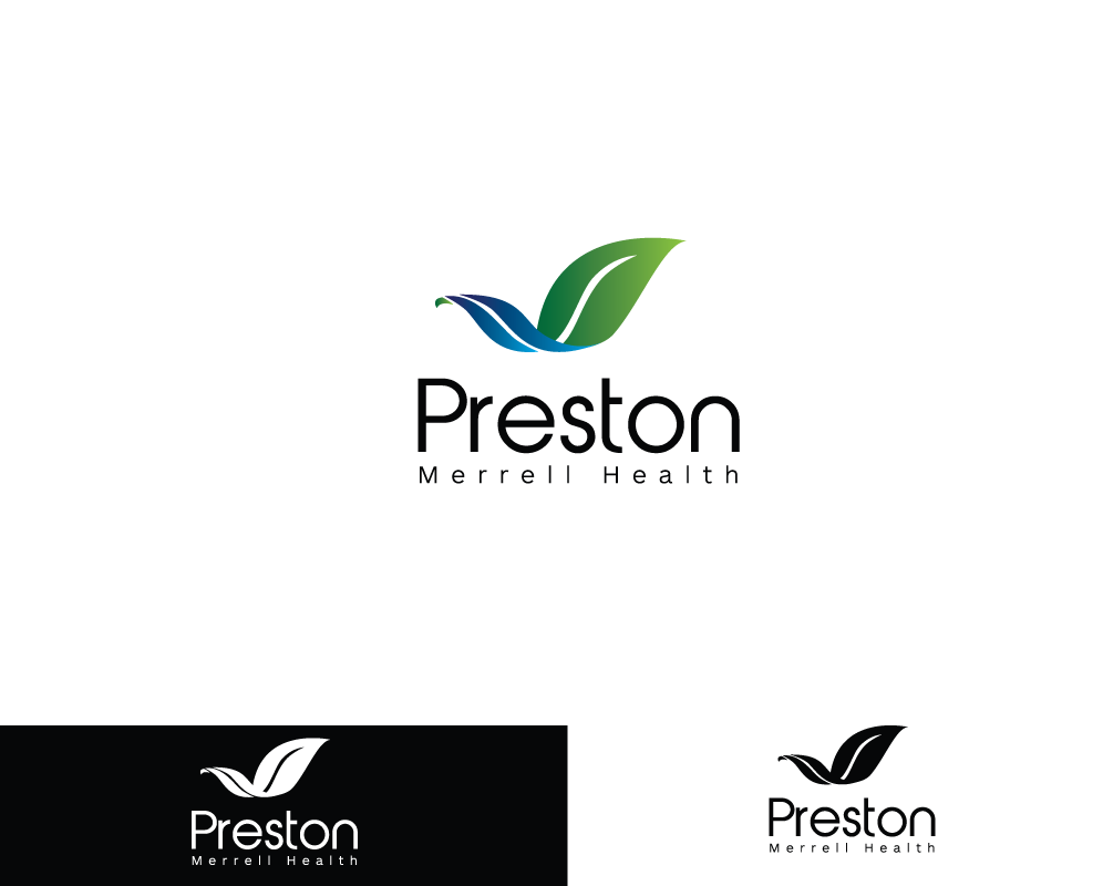 Logo Design by roc - Entry No. 98 in the Logo Design Contest Creative Logo Design for Preston Merrell Health.