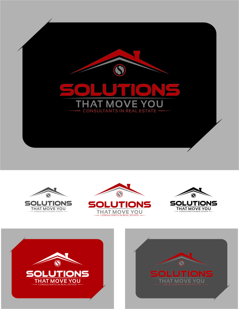 Logo Design by Ngepet_art - Entry No. 202 in the Logo Design Contest Imaginative Logo Design for Solutions That Move You.