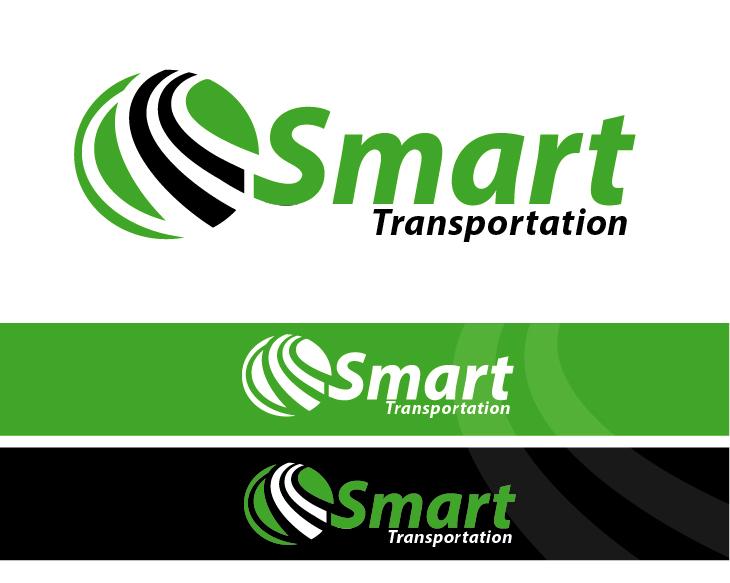 Logo Design by VENTSISLAV KOVACHEV - Entry No. 151 in the Logo Design Contest Imaginative Logo Design for Smart Transportation.