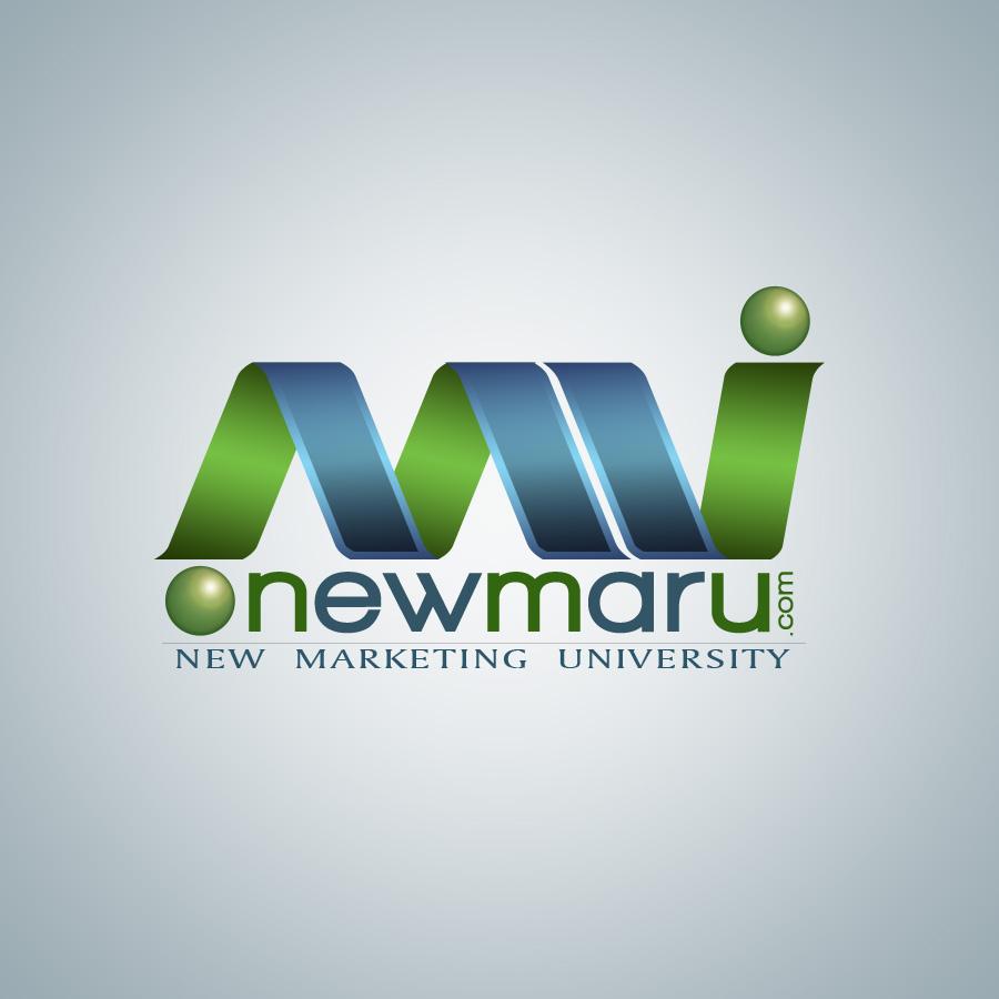 Logo Design by Renier  Bajala - Entry No. 127 in the Logo Design Contest NewMarU.com (New Marketing University).