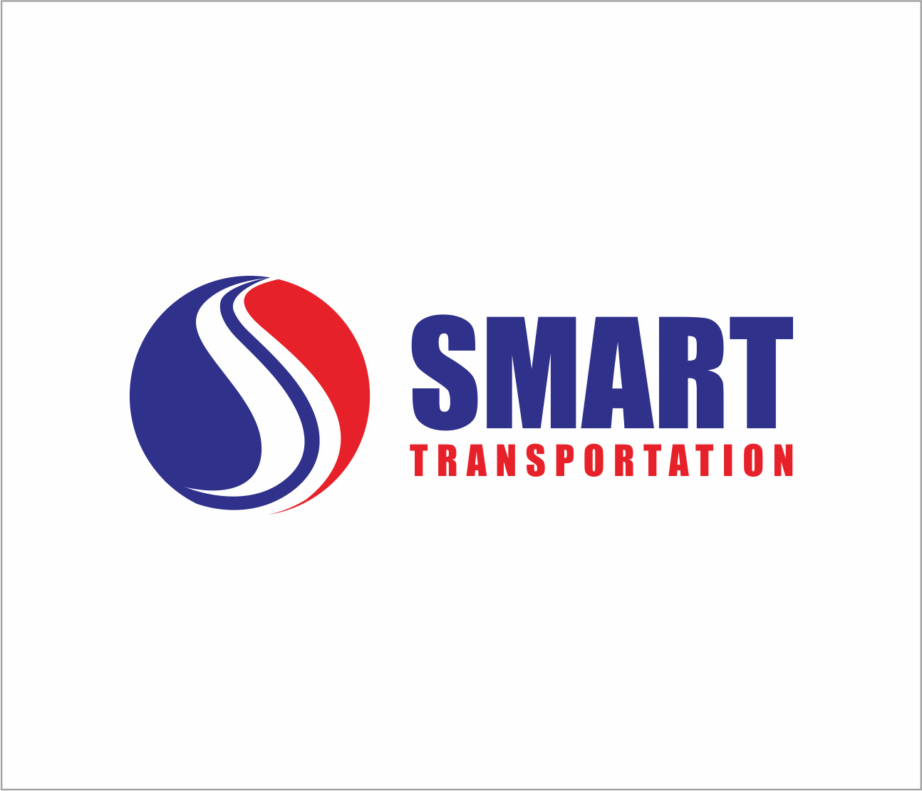Logo Design by Armada Jamaluddin - Entry No. 152 in the Logo Design Contest Imaginative Logo Design for Smart Transportation.